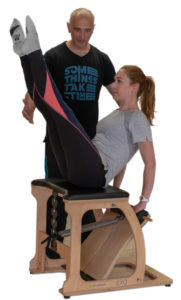 Euroforme - Blagnac - Pilates - CHAIR